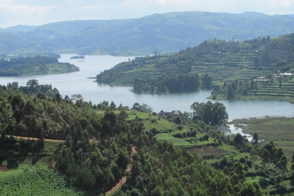 Lake Bunyoni, Uganda Conservation Areas