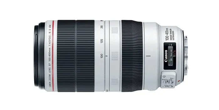 Canon 100-400mm IS II lens for wildlife photography
