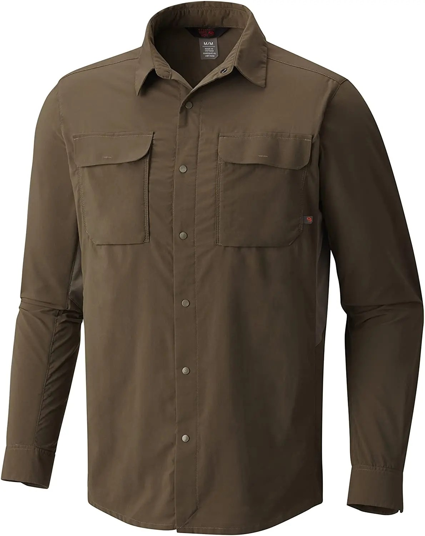 Men safari shirts for you packing list