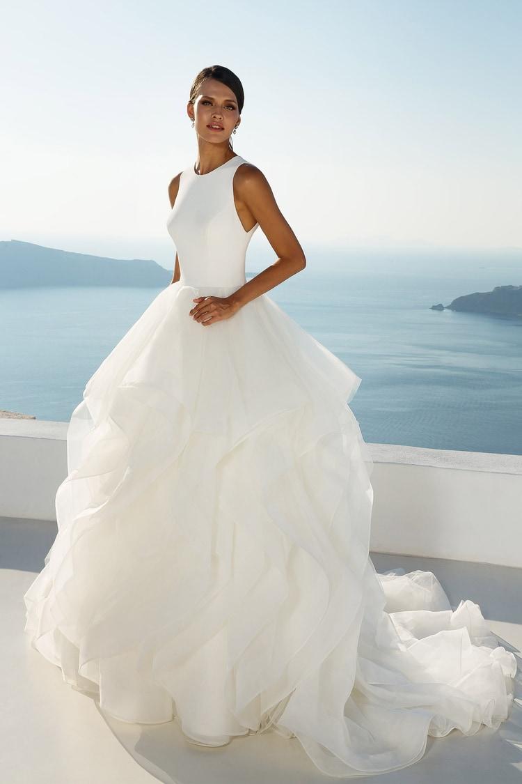 Stunning 2018 Destination Wedding Dresses by Justin Alexander  Destination Wedding Details