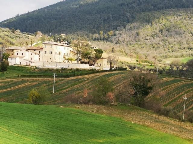 Borgo Colognola à Pérouse - Ombrie