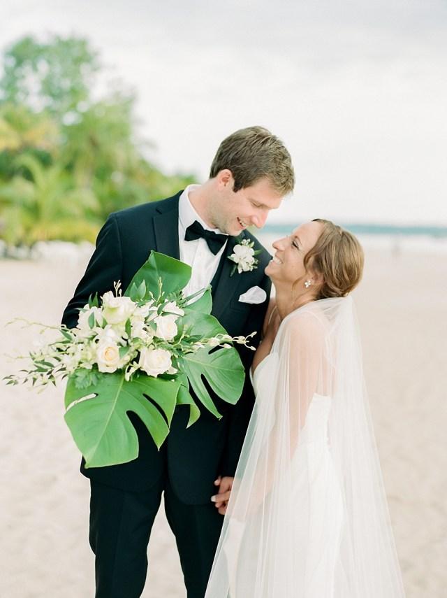 Destination Wedding Negril Couples Away Jamaïque 0075