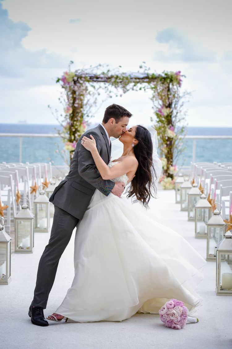 A Gorgeous Fort Lauderdale Beach Wedding Destination