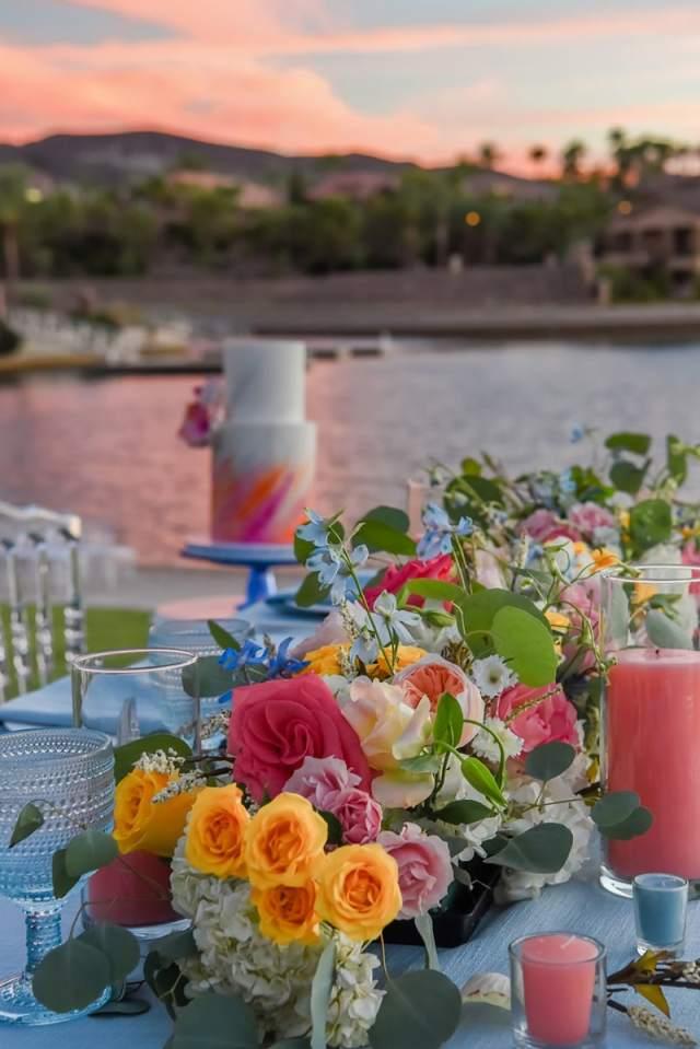 Mariage au lac Las Vegas 0097