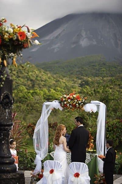 The Most Unique Costa Rica Wedding Destination