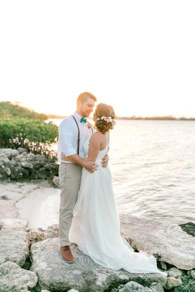 destination wedding key largo lighthouse 1679