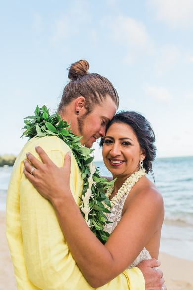 destination wedding private oahu beach 2000