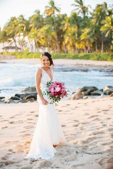 photos de mariage oahu quatre saisons 0017
