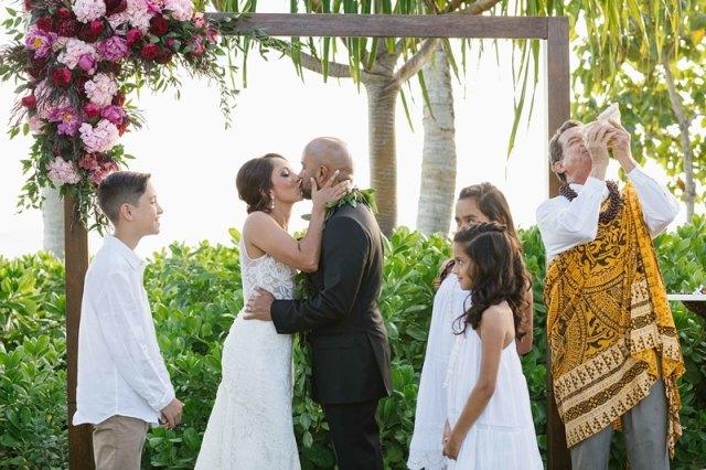 photos de mariage oahu quatre saisons 0058