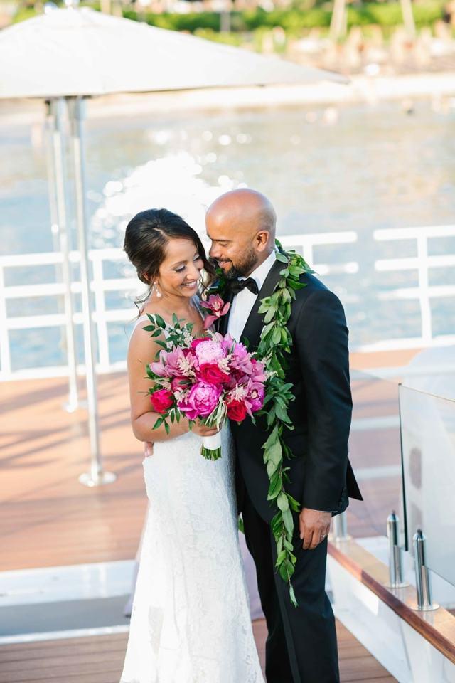 photos de mariage oahu quatre saisons 0063