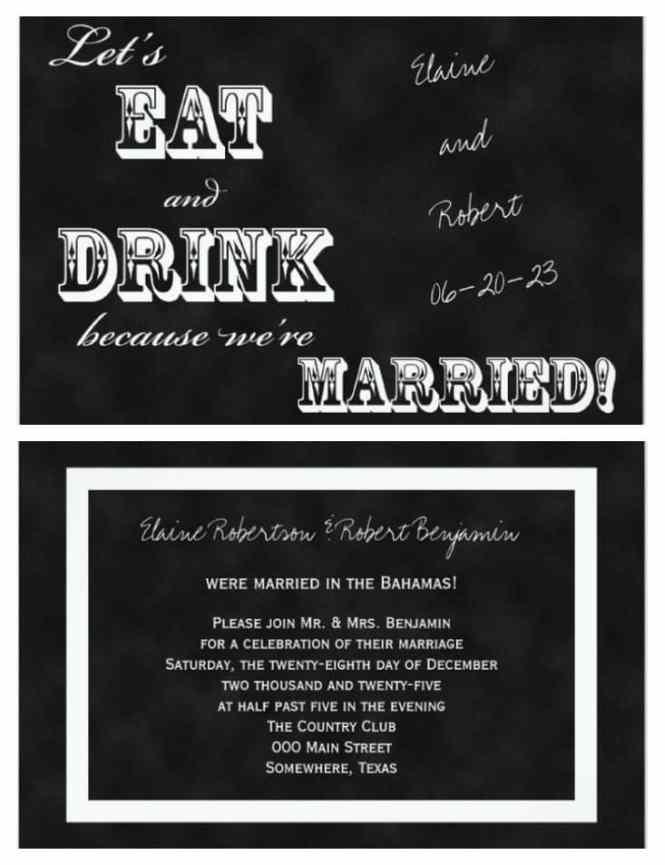 Invitation Wording For Wedding Dinner Ideas Cenypradufo Choice Image