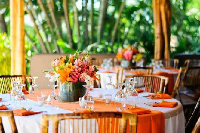 Beach Themed Wedding Reception That Depicts The Real Beauty And Purity Of Sand Sea
