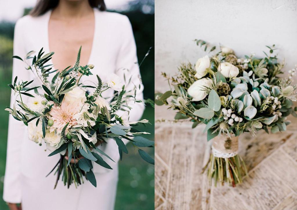 WEDDING TRENDS 2017: GREENERY