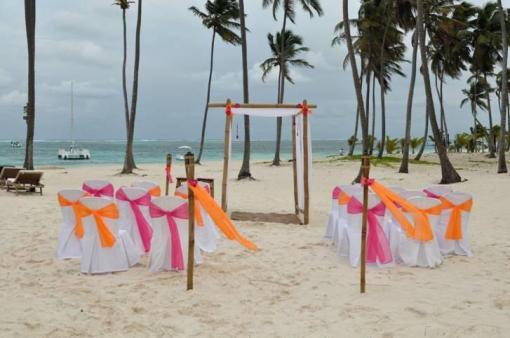 Beach Ceremony Jelly Fish, Punta Cana