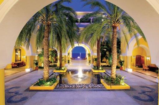 Elegant Architectural Details Dreams Cabo San Lucas