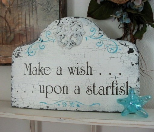 Make a Wish Upon a Starfish