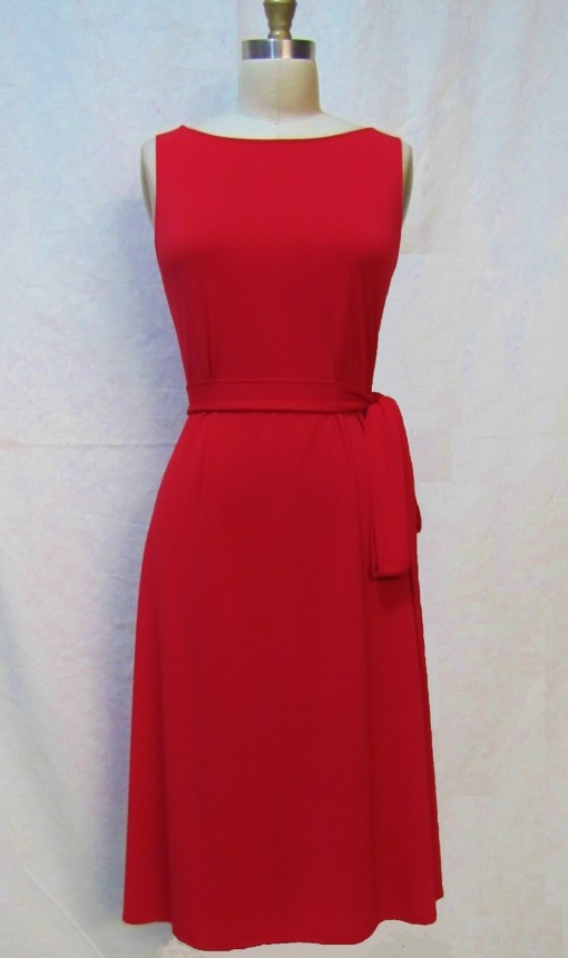 A-Line Cocktail Dress by Cassaundra's Clothing Boutique