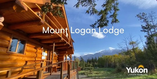 Haines Junction – Mount Logan Lodge