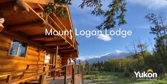 Haines Junction – Mount Logan Lodge
