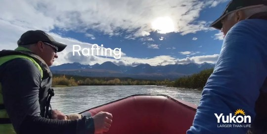 Haines Junction – Rafting