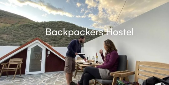 Douro Valley – Backpackers Hostel