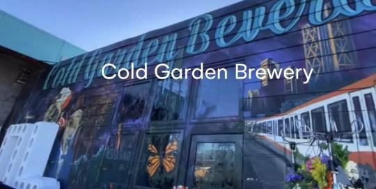 Calgary – Cold Garden Brewery