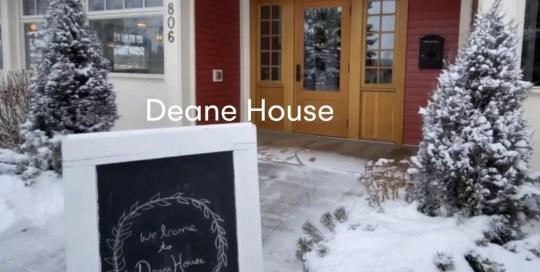 Calgary – Deane House