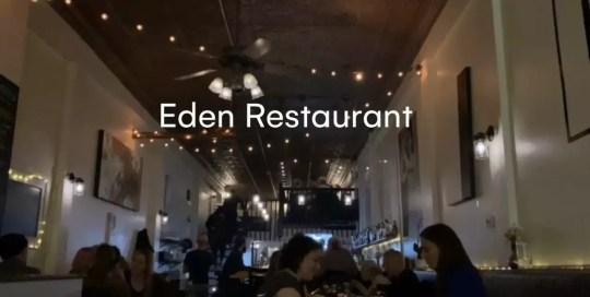 Calgary – Eden Restaurant