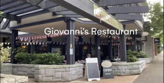 Qualicum – Giovanni's