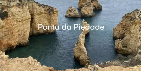 Algarve – Ponta da Piedade