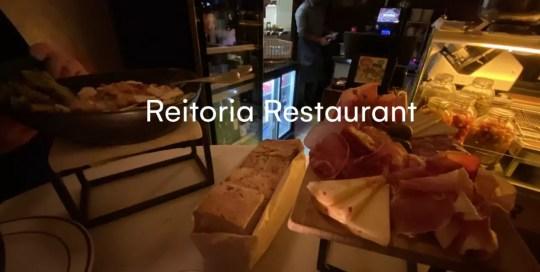 Porto – Reitoria Tapas
