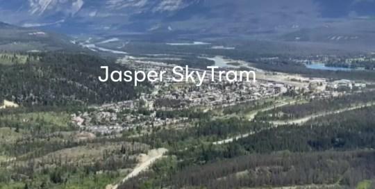 Jasper Skytram