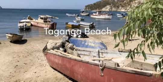 Santa Marta – Taganga Beach