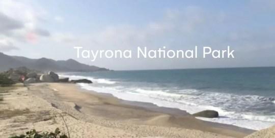 Santa Marta – Tayrona National Park