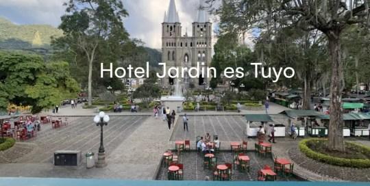 Jardin – Hotel Jardin es Tuyo