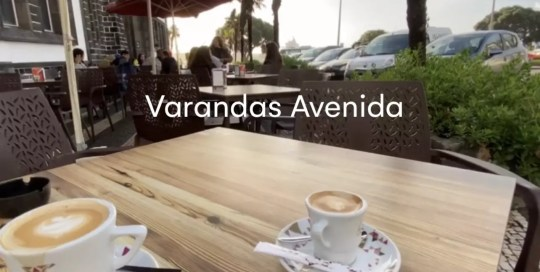 Azores – Varandas Avenida Coffee
