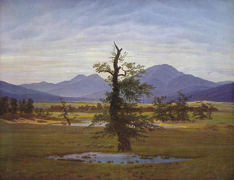 Romanticismo  Il sublime paesaggio dellanima