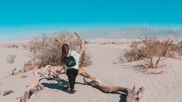 Mesquite Flat, Cosa vedere allaDeath Valley in un giorno: