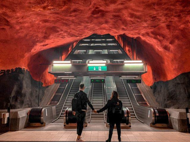 Metro di Stoccolma fermate più belle tutte le informazioni utili