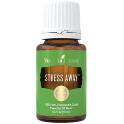 Use Stress Away to help alleviate symptoms of and assist with: *Stress *Feeling Overwhelmed *Anxiety *Bad Dreams *Nervousness *Sadness *Sleep Issues *Tension
