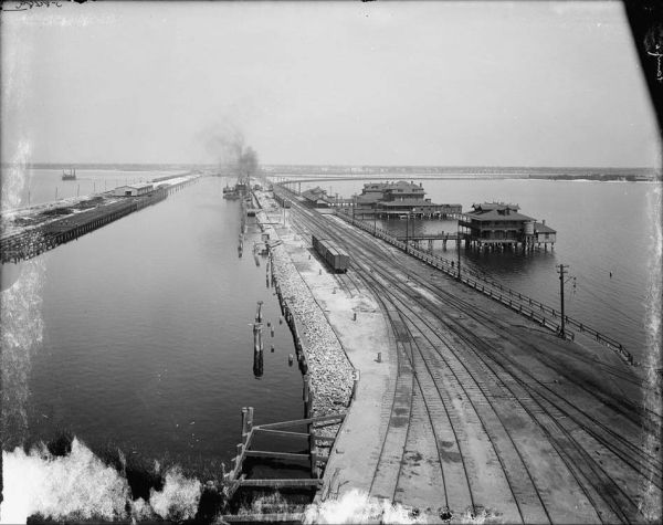 Tampa Docks