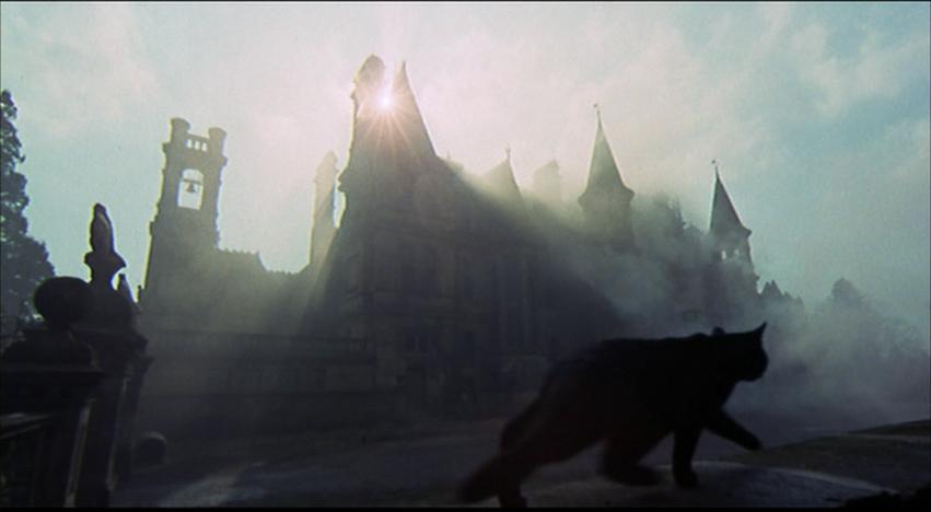 'La leyenda de la casa del infierno' dirigida por John Hough (1973)