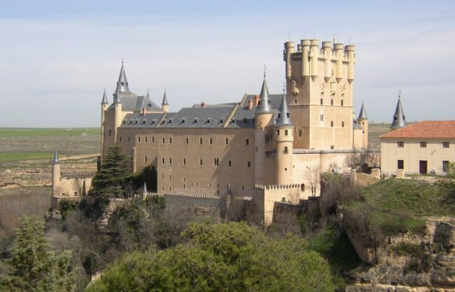 Resultado de imagen para Fotos de Alcázar de Segovia