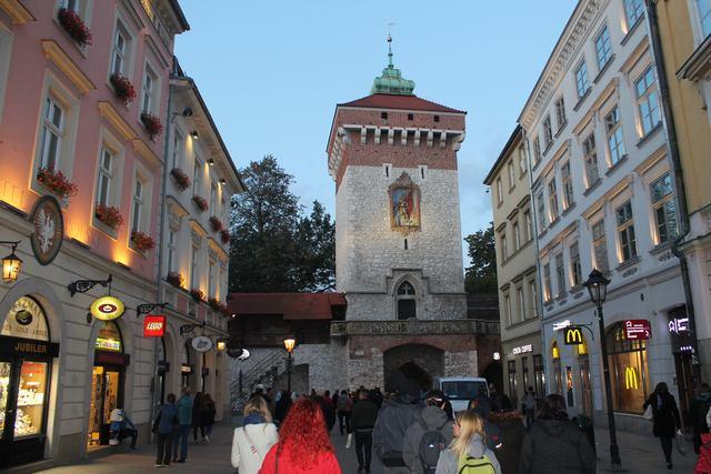 Mejores free tour por Cracovia
