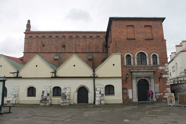 Que ver barrio judío de Cracovia