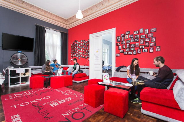 Mejores hostels baratos de Cracovia