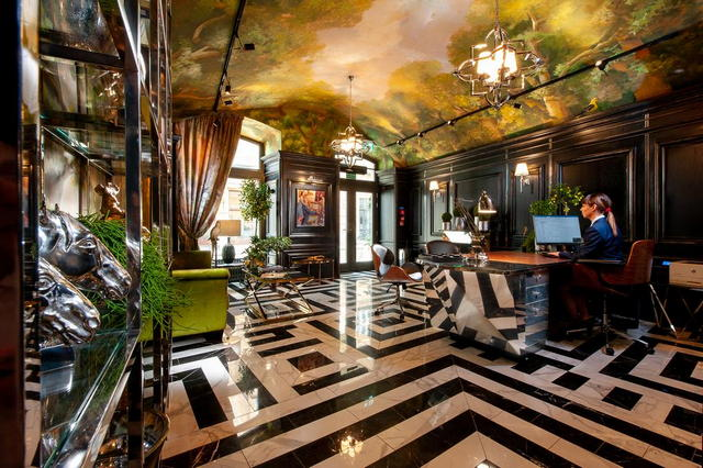 hoteles centro de Cracovia