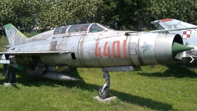 Museo de la Aviación de Cracovia