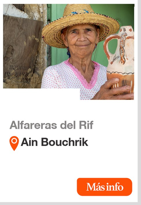 Ain Bouchrik alfareras rif ceramica viaje marruecos