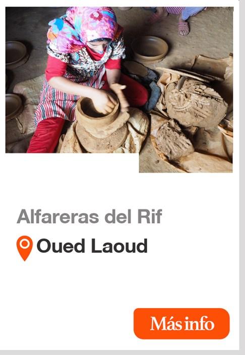 Ouedlaoud alfareras rif ceramica viaje marruecos